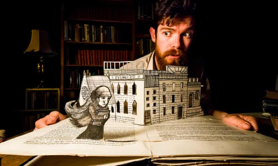 The Bookbinder.