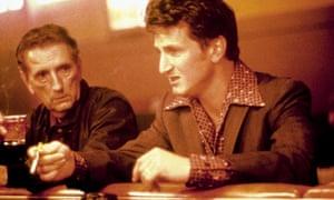 Harry Dean Stanton and Sean Penn in She's So Lovely, 1997