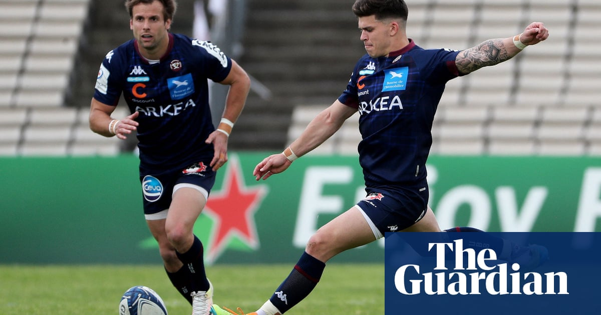 Bordeaux-Bègles and Toulouse enter Champions Cup last four