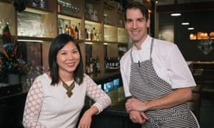 Boralia Evelyn Wu & Wayne Morris