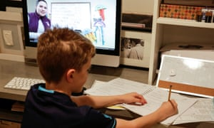 As schools have closed, many have turned to online technology.
