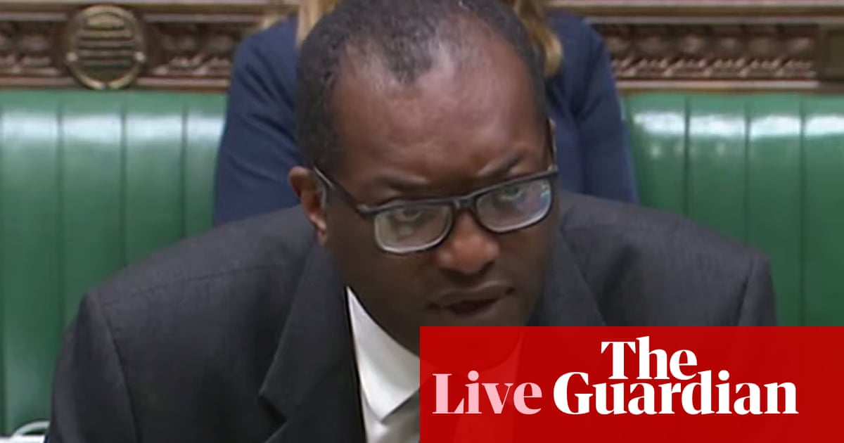 UK gas supply robust and talk of three-day week 'alarmist and misguided', says business secretary – politics live