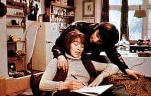 Glenda Jackson and Murray Head in the 1971 film Sunday Bloody Sunday