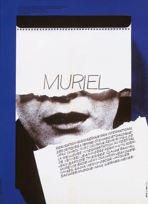 Muriel (1963) by Hans Hillman