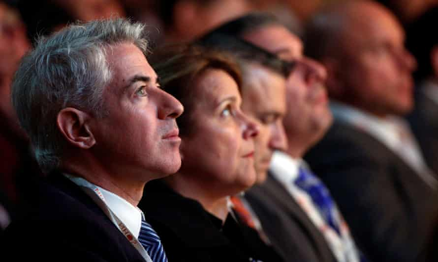 Bill Ackman, hedge fund manager