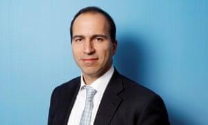 Dara Khosrowshahi, former CEO of Expedia, will start at Uber on Tuesday.