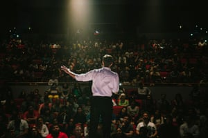 Beto O'Rourke has not yet faced the national spotlight that a 2020 presidential run would bring, skeptics note.