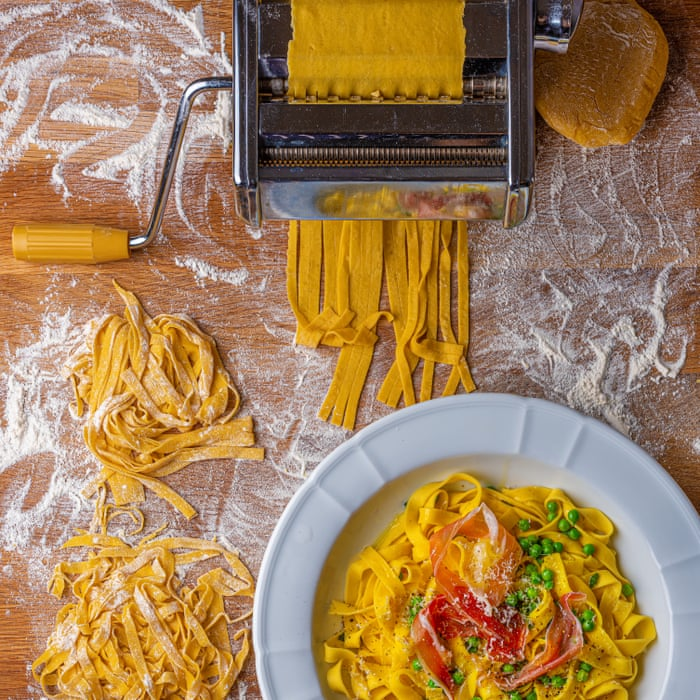 How To Make Your Own Pasta Pasta The Guardian