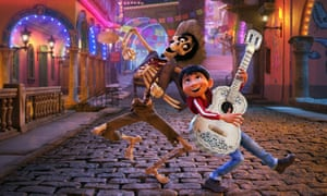 Death-obsessed and life-affirming … Coco.