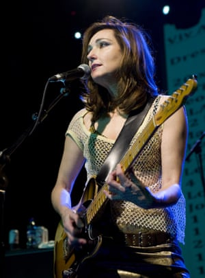 What more can she do in her angrier punk incarnation? Viv Albertine.