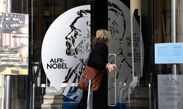 Nobel Prize In Literature May Be Cancelled In 2018 Amid Sexual Abuse Scandal by Richard Orange for The Guardian