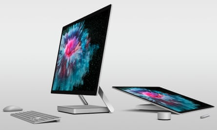 Desktop PCs come in so many varieties, from tiny office machines, to giant gaming towers or high-end computers built straight into monitors that can transform such as the Microsoft Surface Studio 2.