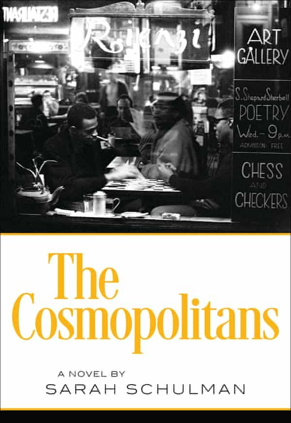 Sarah Schulman's new novel, The Cosmopolitans, tells of the relationship between a white spinster and her best friend, a gay black man.