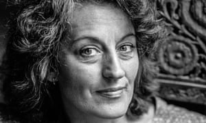 Germaine Greer shot by the Observer's Jane Bown in 1982.