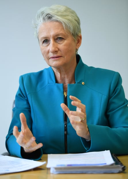 Independent candidate for Wentworth Kerryn Phelps.