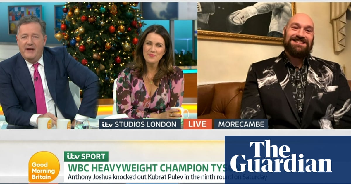 Tyson Fury sends lawyers letter to BBC demanding SPOTY list removal