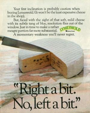 1980s UK Lymeswold Magazine Advert