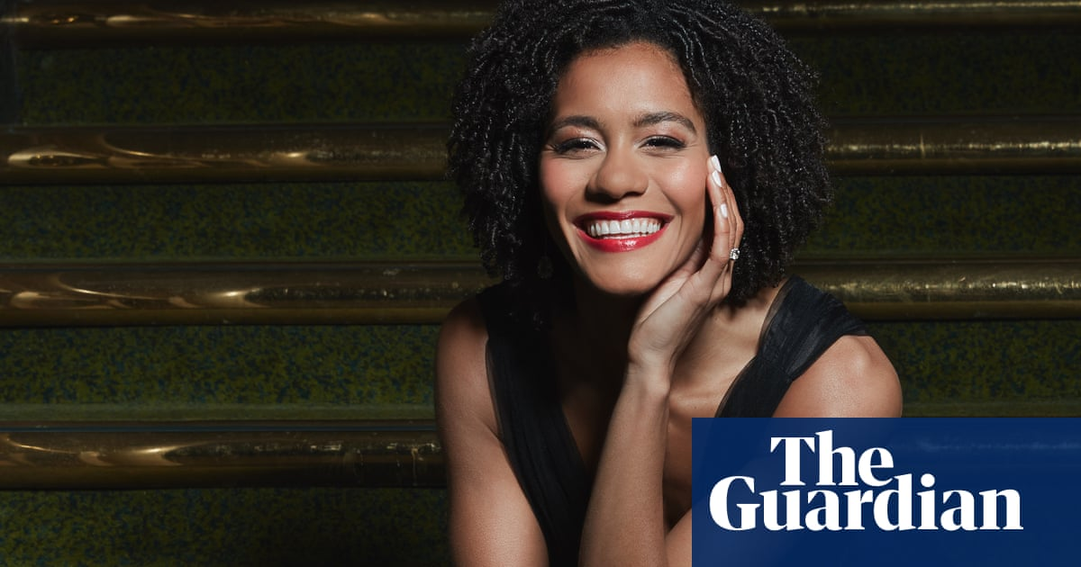 Black women rarely seen in roles of 'beauty, power and grace', says new Phantom stage star