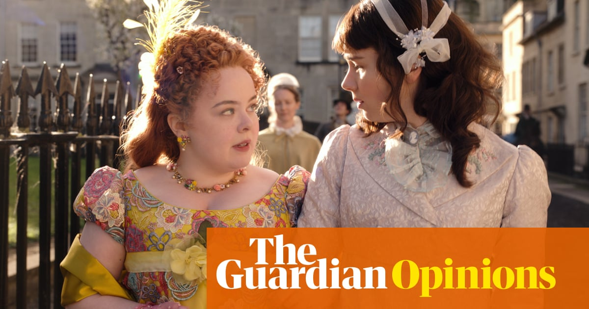 My Derry Girls and Bridgerton roles show women our complex, eejit selves on screen