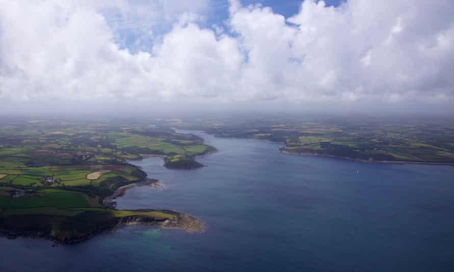 The Helford estuary, Cornwall