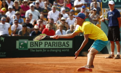 Davis Cup: Austrian hero Thiem impressed by Aussie battler de Minaur