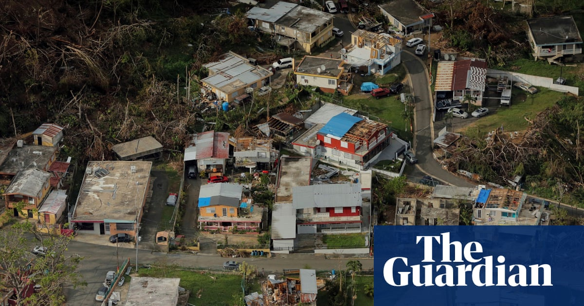 Trump delayed $20bn in aid to Puerto Rico after Hurricane Maria, report finds