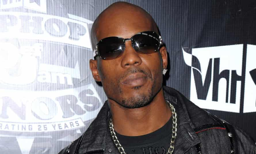 'One of the most pure and rare souls I've ever met' ... Rapper DMX pictured in September 2009.