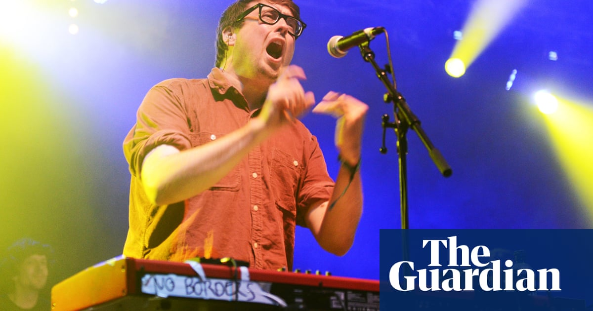 Hookworms: abuse allegations against ex-frontman Matthew Johnson withdrawn