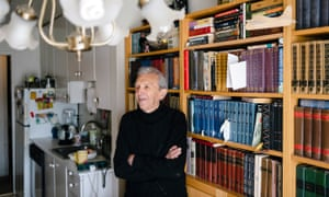 Musiy Rishin, an 87-year-old Holocaust survivor, is facing eviction from his home of 17 years.