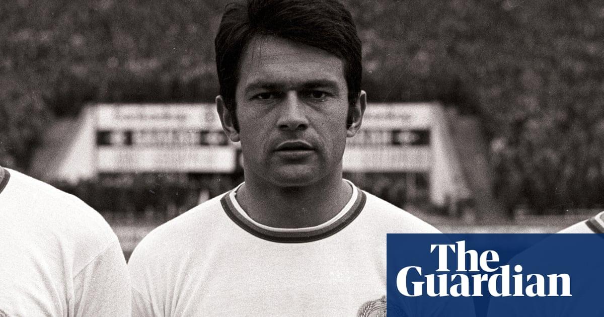 Georgi Asparuhov – the Bulgarian artist who stunned England at Wembley