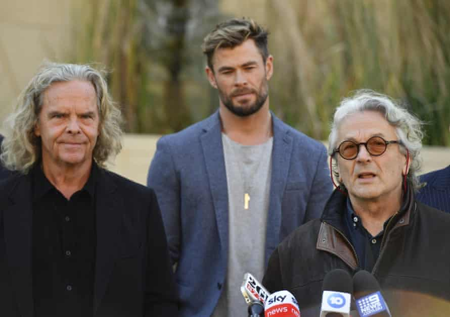 In April 2021, Producer Doug Mitchell, actor Chris Hemsworth and director George Miller announced the new Mad Max film would be filing at Fox Studios, Sydney.