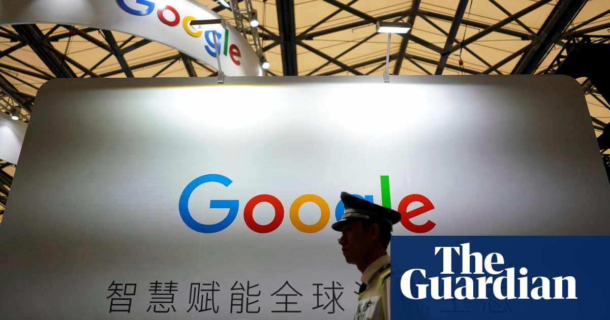 Google's Prototype Chinese Search Engine Links Searches to Phone Numbers