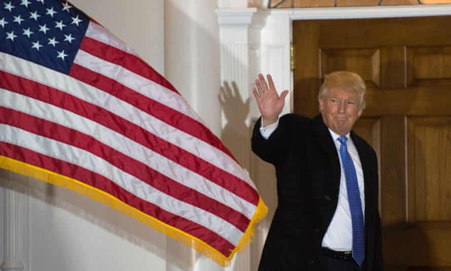 Donald Trump has pledged to quit the Trans-Pacific Partnership.
