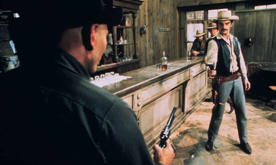 How the Westworld was spun ... the original 1973 thriller.