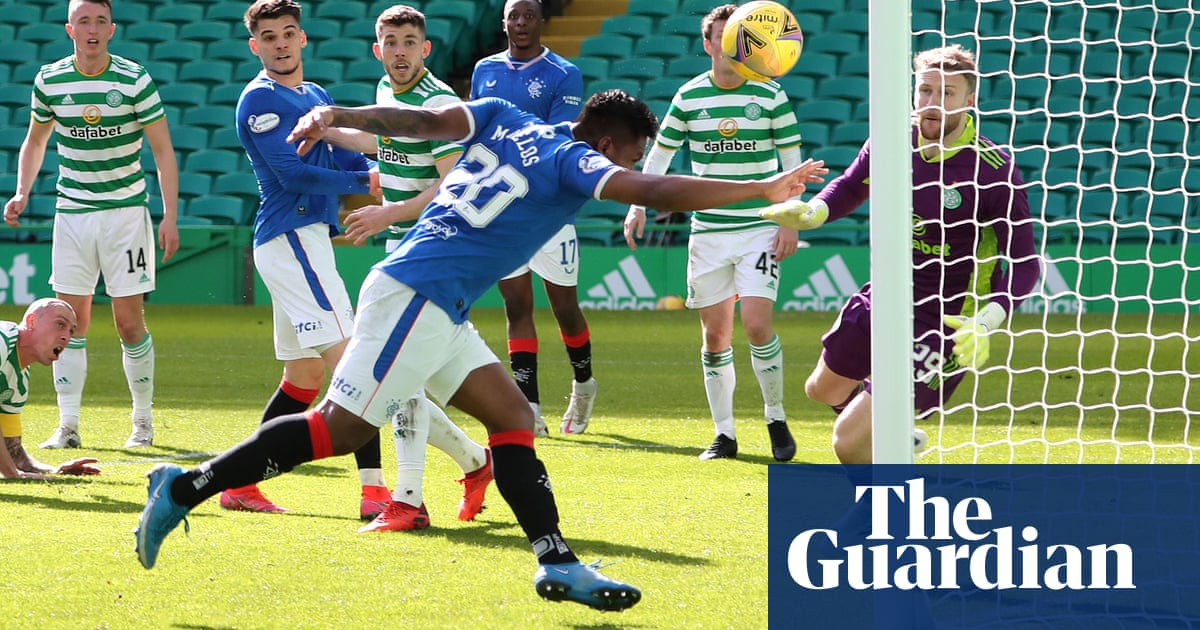 Rangers' Alfredo Morelos ends Old Firm drought to deny Celtic derby win