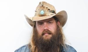 Country music's new golden boy: Chris Stapleton