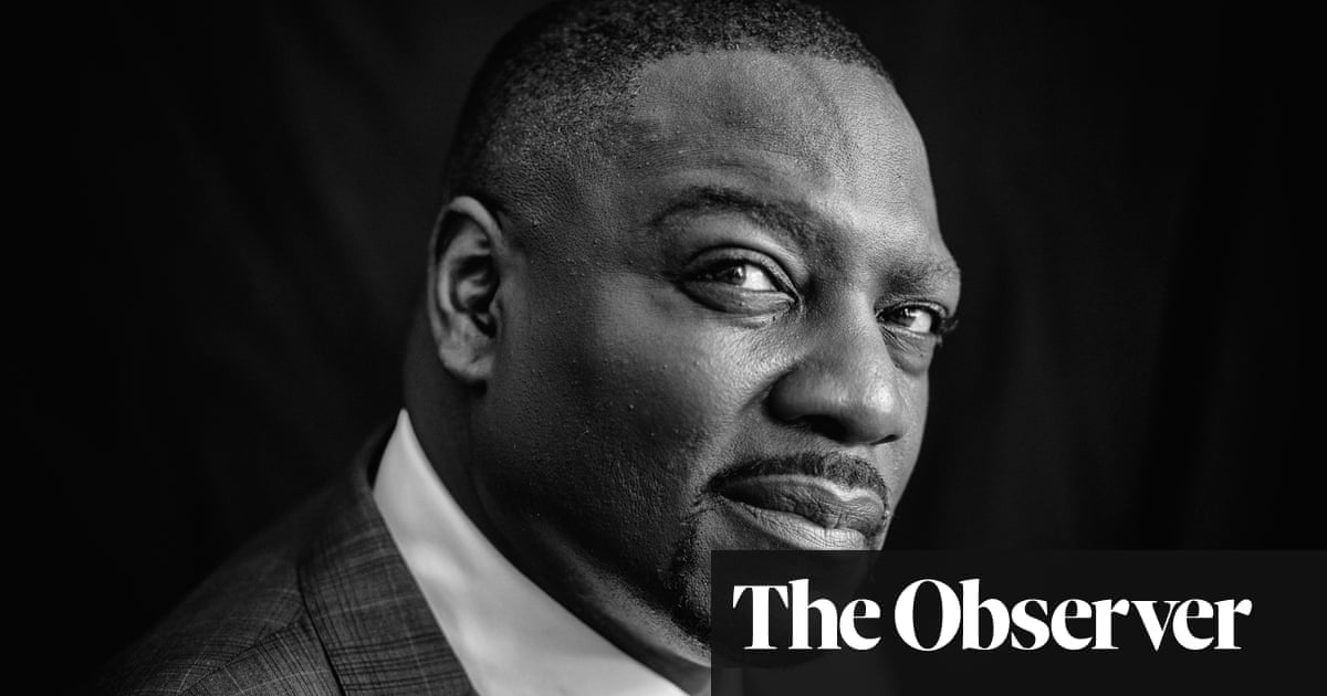 'Farmed' out to a white family, I became a skinhead: Adewale Akinnuoye-Agbaje on his first film