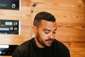 Jesse Williams: 'Is anger just a negative quality?'