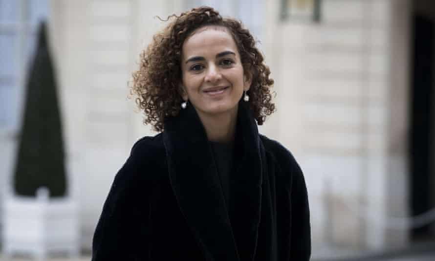 novelist Leïla Slimani