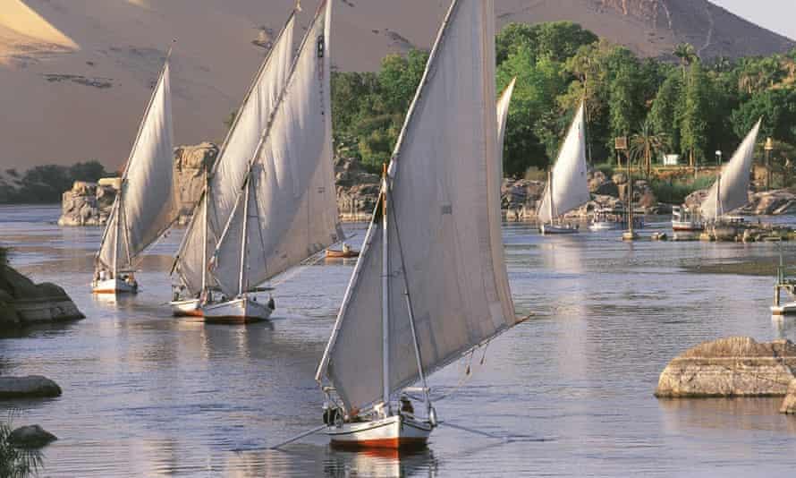 Slow Boat to Aswan cruise