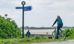 bay cycle way