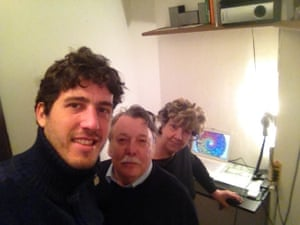 Gian and family