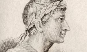 An engraving of the Roman poet Ovid: the decision to revoke his exile has been called an important symbol.