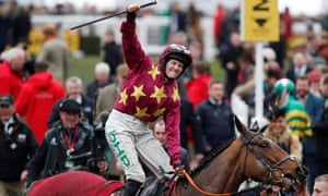Rachael Blackmore was one of three female jockeys to win at the Cheltenham Festival in March but equal opportunity remains a century off, according to a new report.