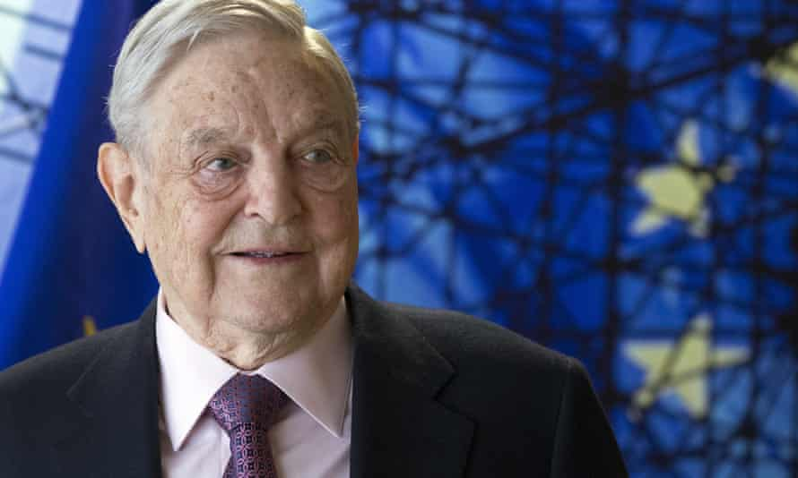 George Soros, the billionaire philanthropist, has long been demonized by the far right.