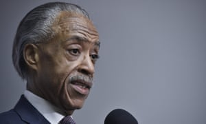The Rev Al Sharpton: 'Nothing will ever mean more to me than the first black president calling me a warrior for justice on the program of Nelson Mandela, in his own penmanship.'