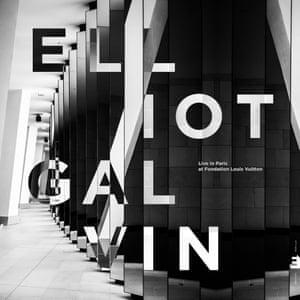 Elliot Galvin: Live in Paris, at Fondation Louis Vuitton album art work