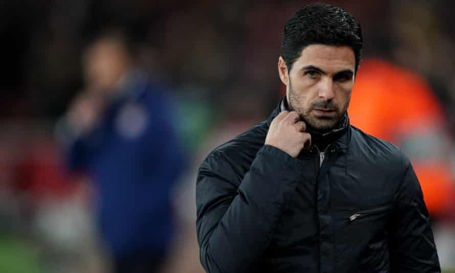 Mikel Arteta knows that missing out on the Champions League will make it tougher to hang on to his best players at Arsenal.