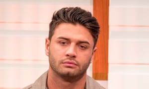 Struggling to cope: Mike Thalassitis, who took his own life.