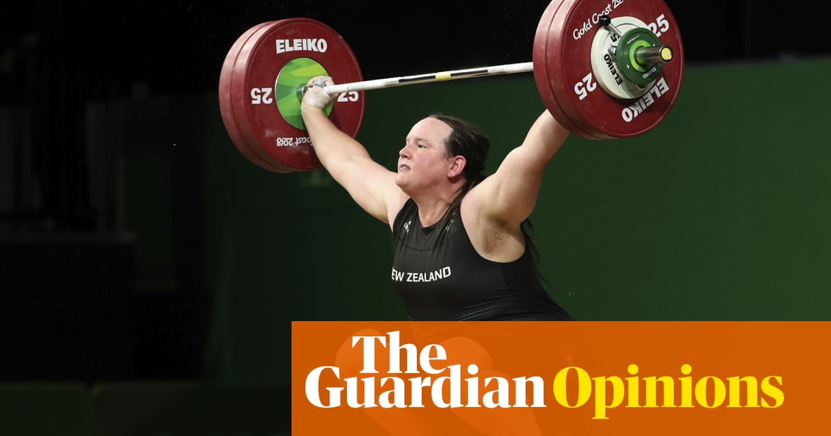 By conflating gender and sex we undermine sporting competition